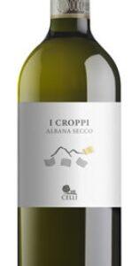 An I Croppi Romagna Albana Secco 2018 bottle