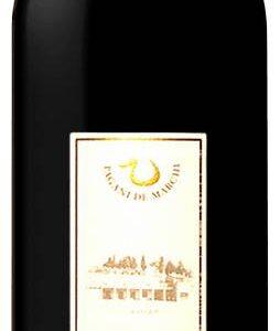 A Montaleo 2012 bottle
