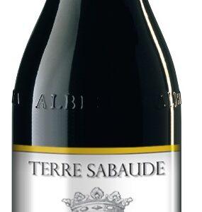 A Terre Sabaude-Barbera d'Asti DOC 2018 bottle neck
