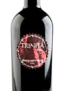 A Trinta Montepulciano d'Abruzzo D.O.C bottle