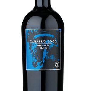 A Caballo Loco Grand Cru Apalta Carmenere bottle