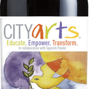 A City Arts Tempranillo bottle