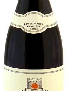 A Cuvee Marco Grand Red-KOSHER bottle