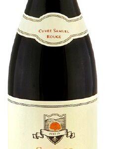 A Cuvee Samuel Red Côtes de Galilée Villages-KOSHER bottle