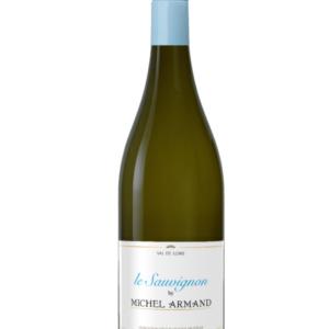 A Michel Armand bottle