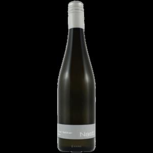 A Nastle Gruner Veltliner Klassik bottle