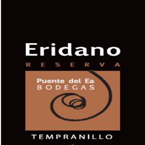 A Reserve Rioja Alta label