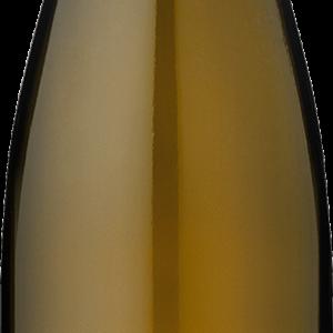 An SRH Rheingau Riesling Dry bottle