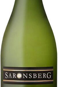 A Saronsberg Sauvignon Blanc bottle