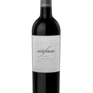 A Siestefincas Malbec bottle