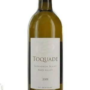 A Toquade Sauvignon Blanc bottle