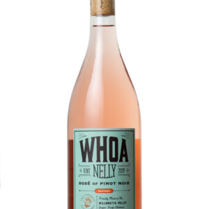A Who Nelly ! Williamette Valley Rose bottle