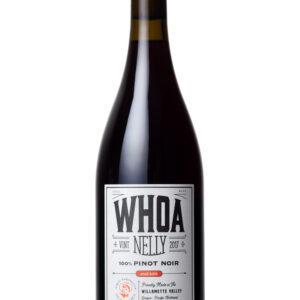 A Whoa Nelly ! Williamette Valley Pinot Noir bottle