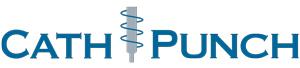 Cath-Punch catheter hole drilling logo