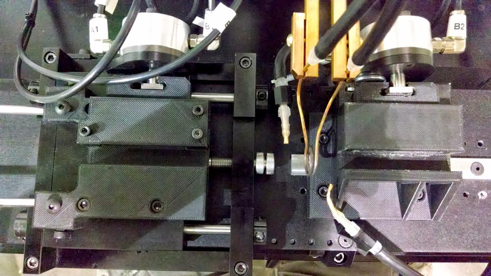 catheter bonding forming equipment