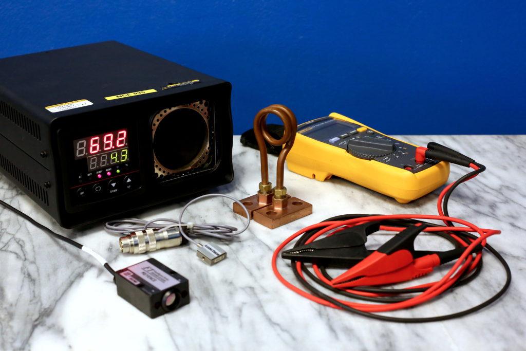 catheter tipping machine calibration equipment