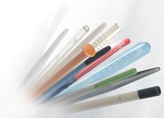 catheter tipping hole punching applications