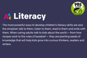 PBS Literacy