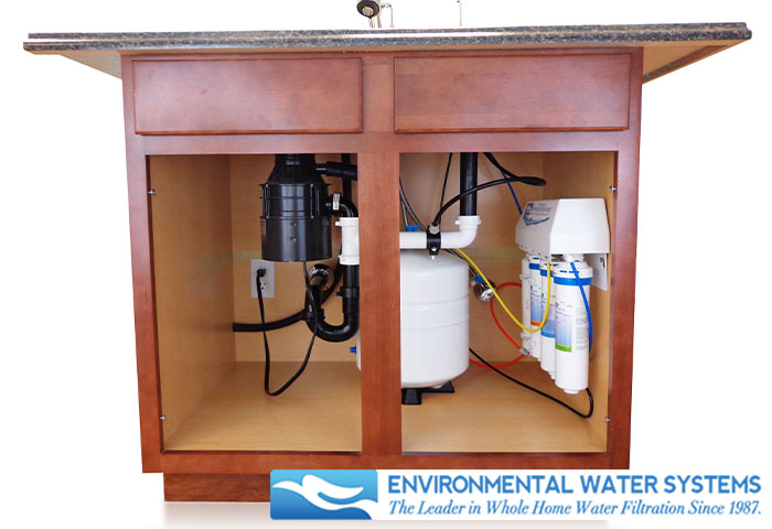 Water filtration systems available in The Plumbing Place in Sarasota