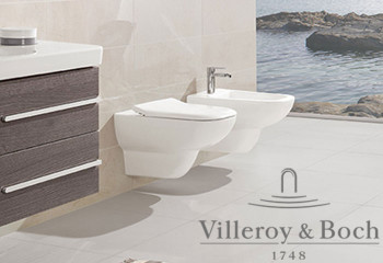 Buy Villeroy & Boch Toilets and Bidets at the Plumbing Place in Sarasota, FL