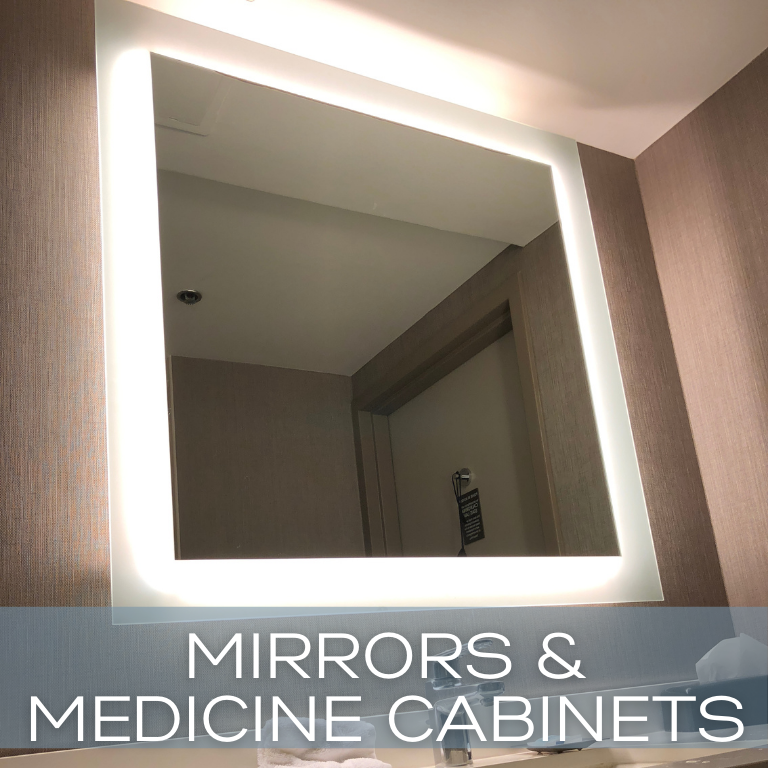 Mirrors and Medicine Cabinets