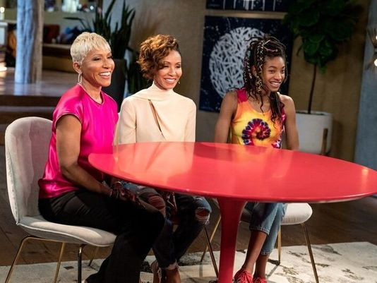 'Red Table Talk' Receives Daytime