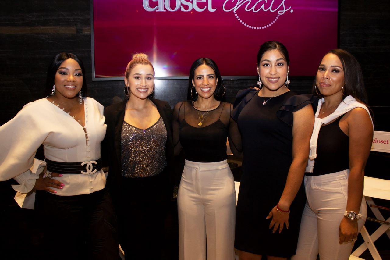 Closet Chats Launch Talk Show