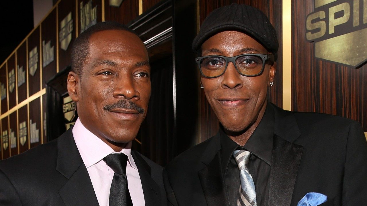 Eddie Murphy and Arsenio Hall Reunite to Confirm 'Coming To America 2'