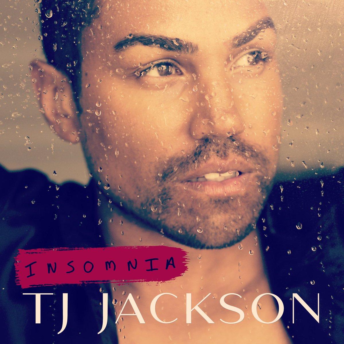 TJ Jackson Nephew of Michael Jackson Drops New Single 'Insomnia'