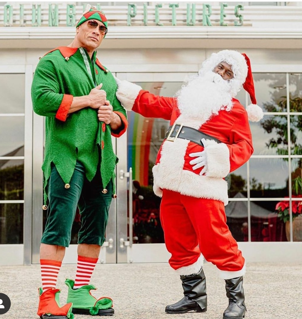 How Some Celebrities Celebrated Christmas