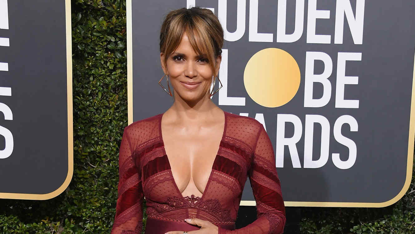 Halle Berry Inspires Women To Dream Gracefully