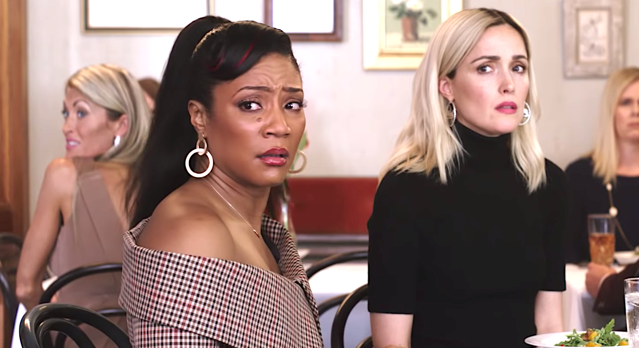 Tiffany Haddish and Rose Byrne Play Business Partners in 'Like a Boss'