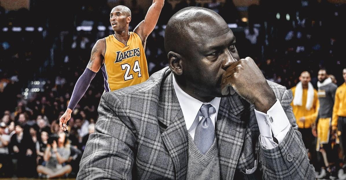 Michael Jordan: 5 Takeaways From His Speech on 'Little Brother' Kobe Bryant
