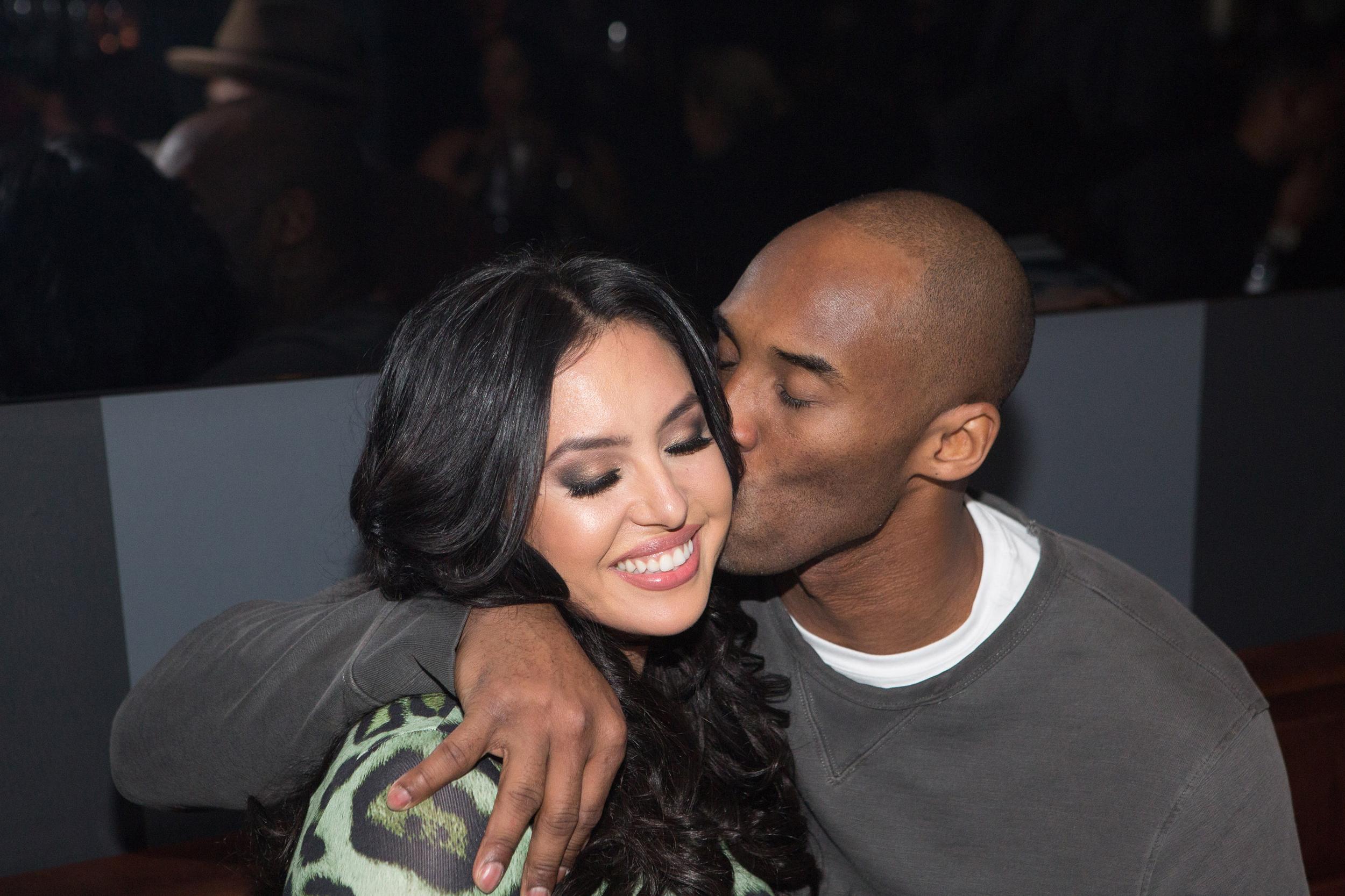 Vannesa Bryant Shares Heartfelt Message Remembering Kobe Bryant's 42nd Birthday