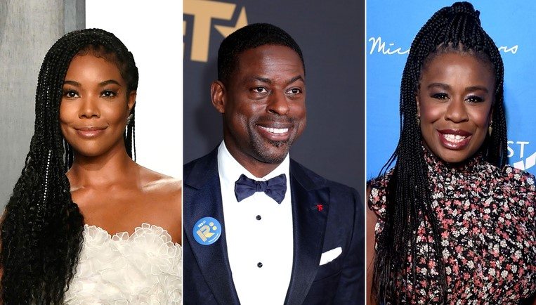 Gabrielle Union Will Host A Live Table Read From Friends With Black Cast Sterling K. Brown, Uzo Aduba, and More