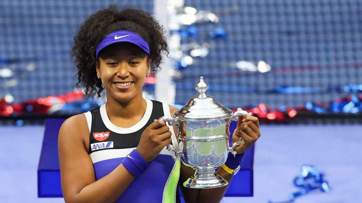 Naomi Osaka Wins U.S. Open Women's Final and Sends Message of Social Justice