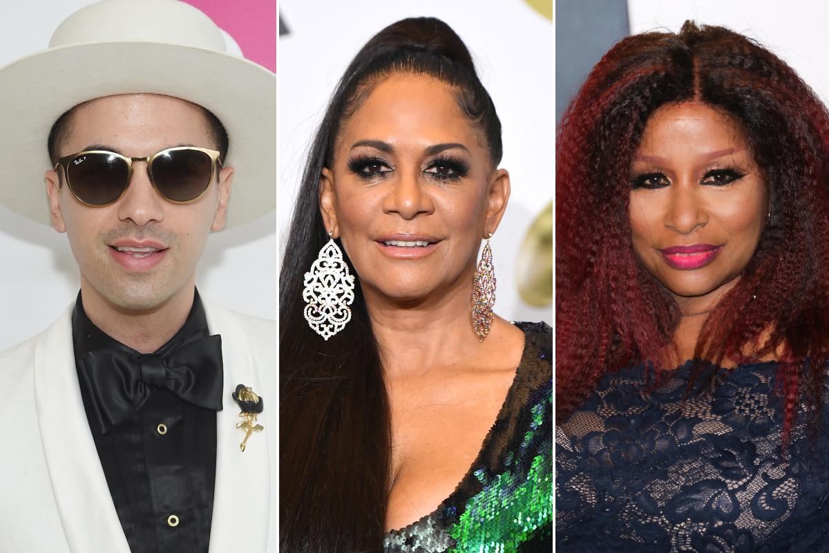 "DJ Cassidy ""Pass the Mic"" with Sheila E, Chaka Khan, El Debarge, Jody Watley, Lisa Lisa, Denise Williams, Cameo and More"