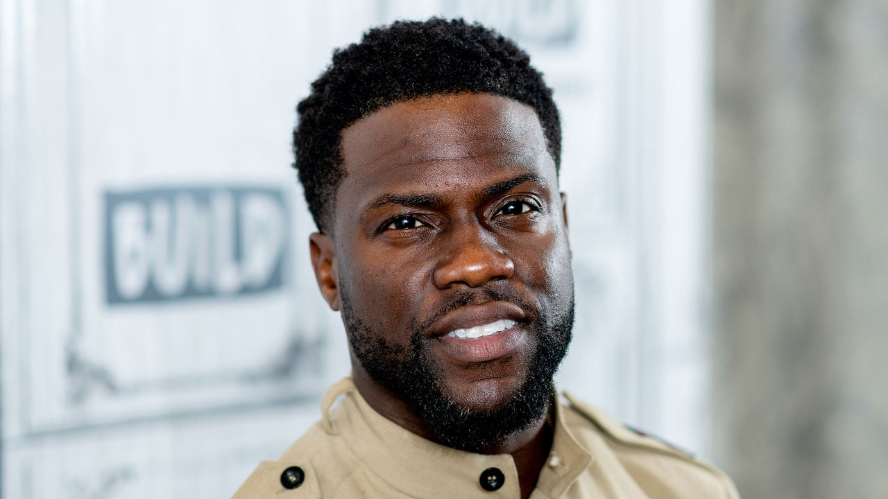 """Kevin Hart Inks 4-Film Netflix Deal He Calls """"An Amazing Opportunity"""""""