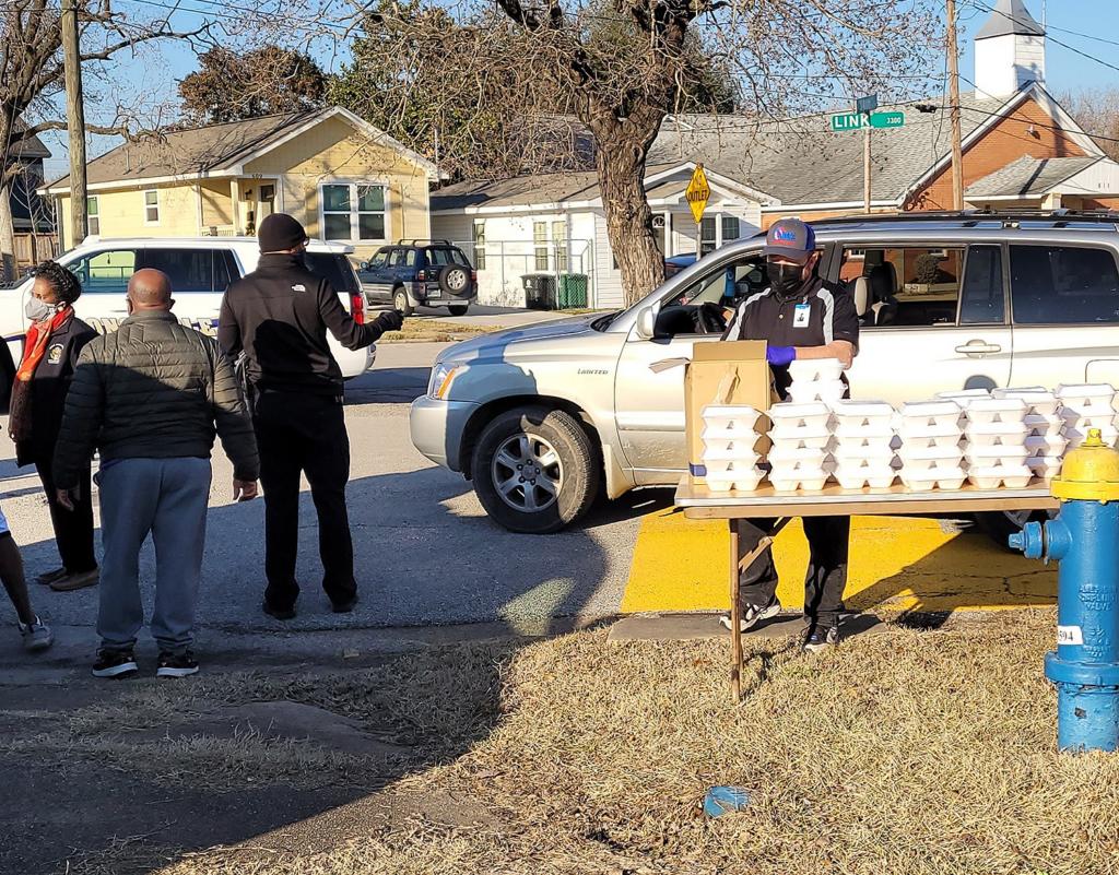 Travis Scott Launches Emergency Food Program for Houston Residents