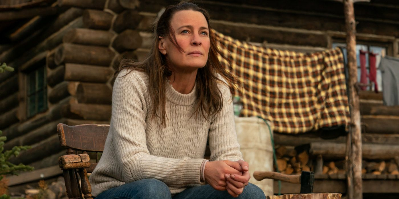 Actress Robin Wright Debuts Her First Film As Director