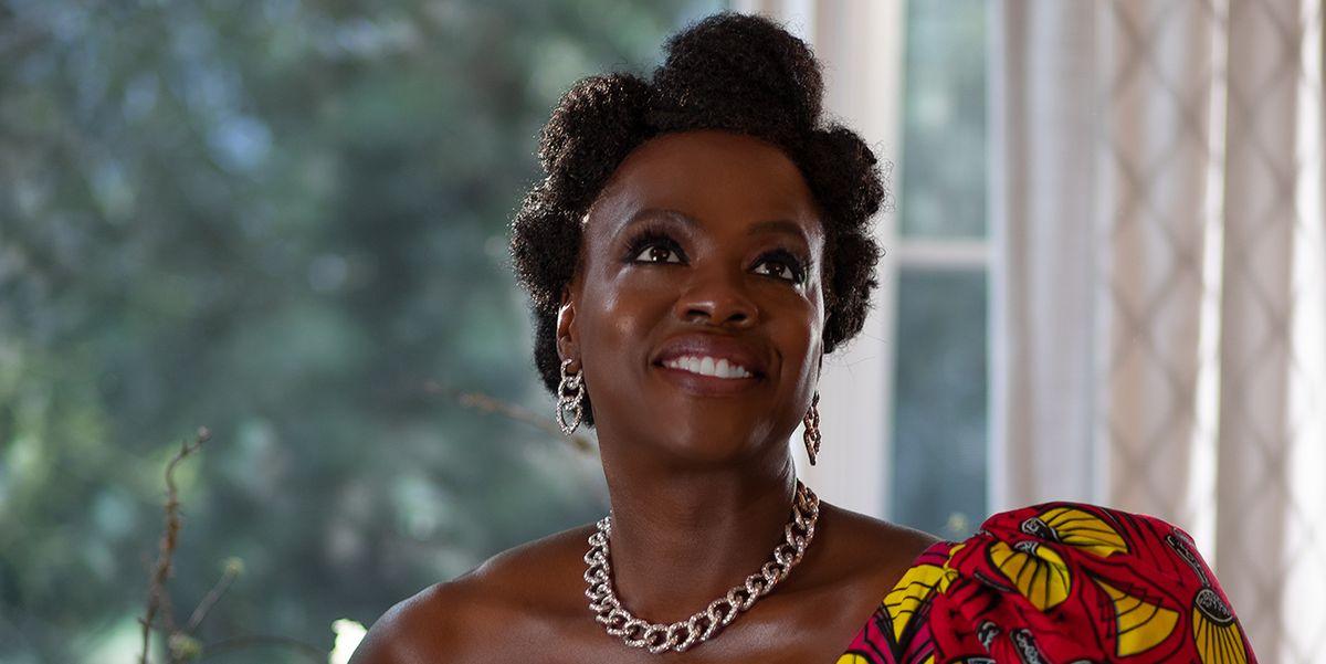 Viola Davis Golden Globes 2021
