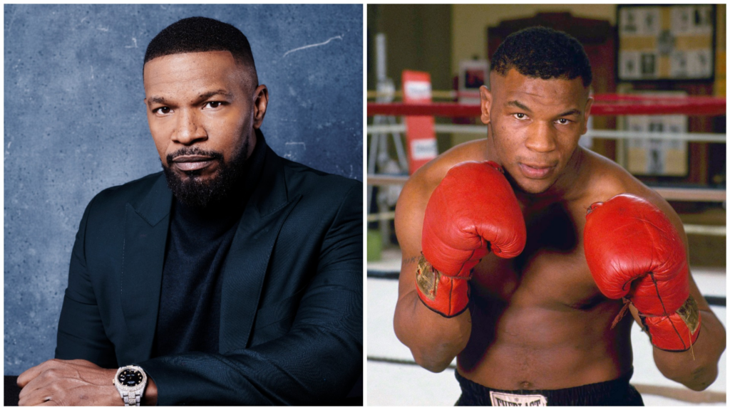 Jamie Foxx to Play Mike Tyson in Limited Series