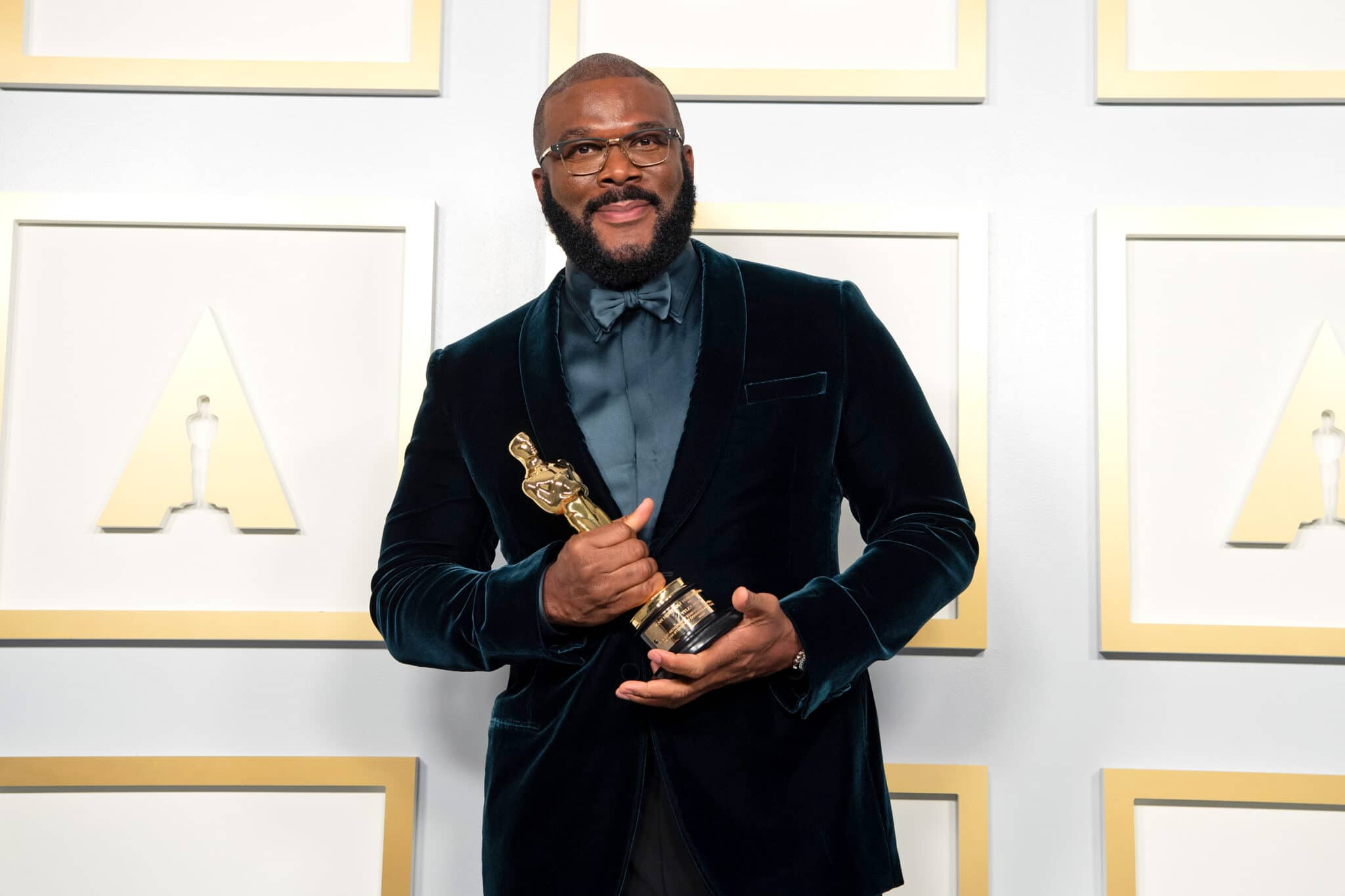 Tyler Perry Urges the World to 'Refuse Hate' in Powerful Oscars Speech