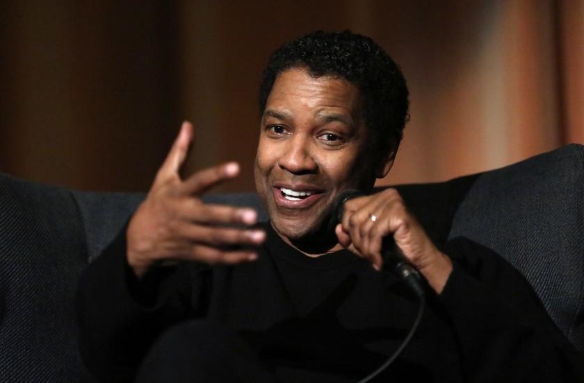 Denzel Washington: 'A Journal For Jordan' Set For Year-End Release