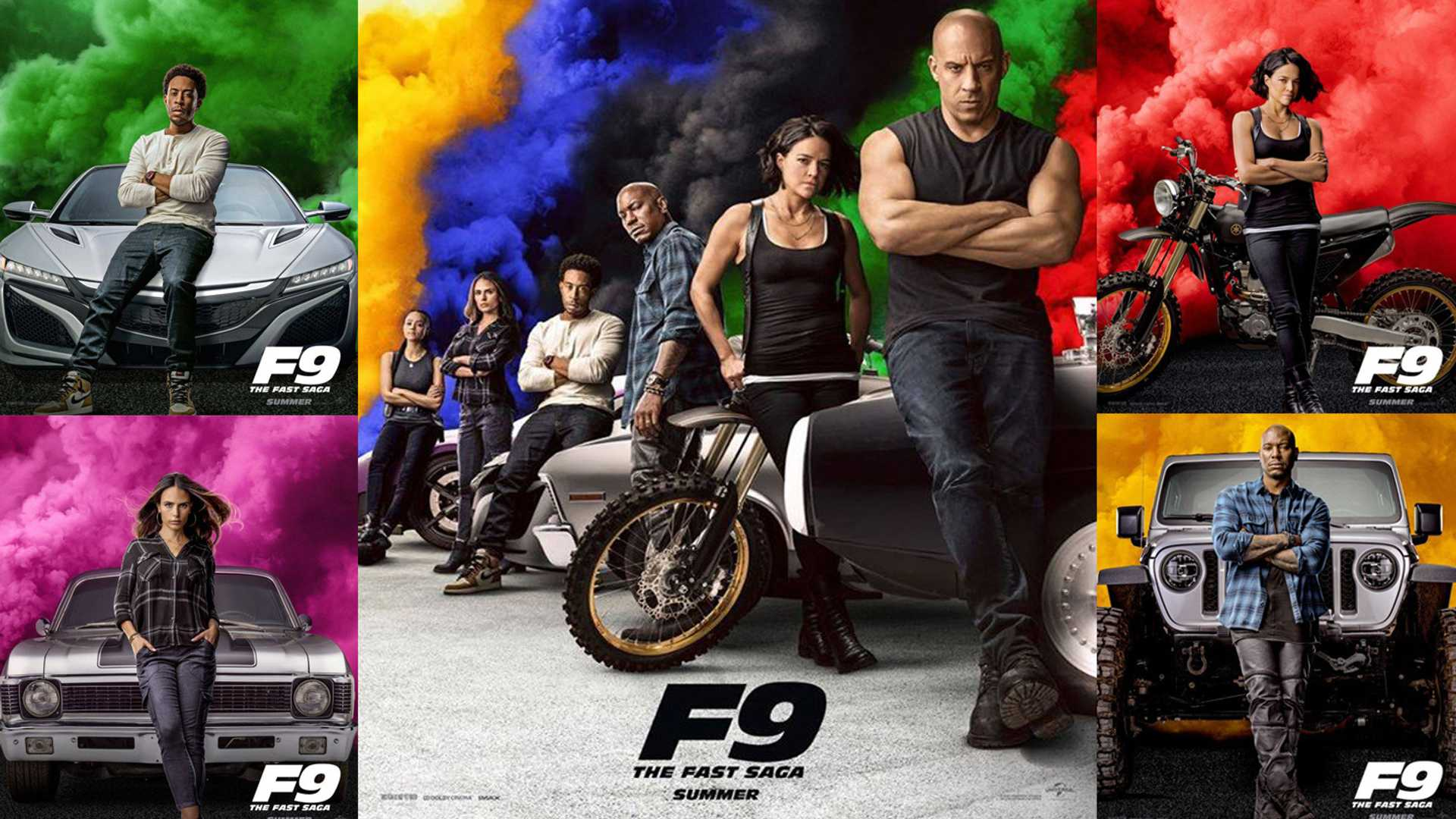"""Second """"F9"""" Trailer Released: The Ninth Installment of the 'Fast and Furious Franchise"""