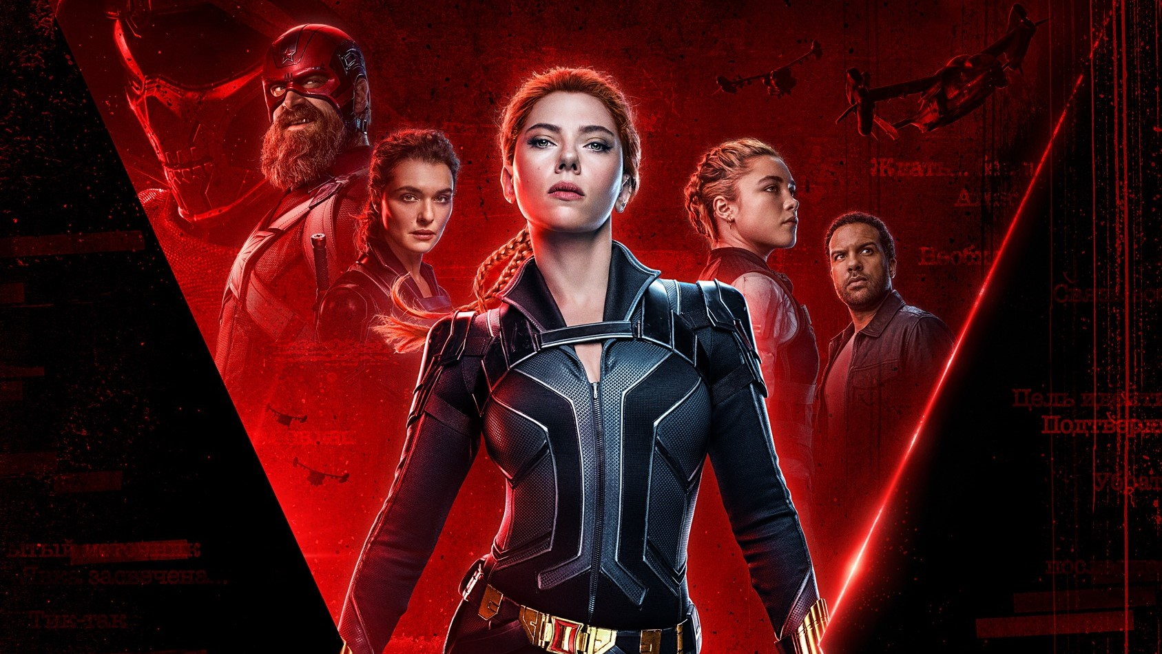 Black Widow Trailer Reaches 70 Million Views in 24hrs