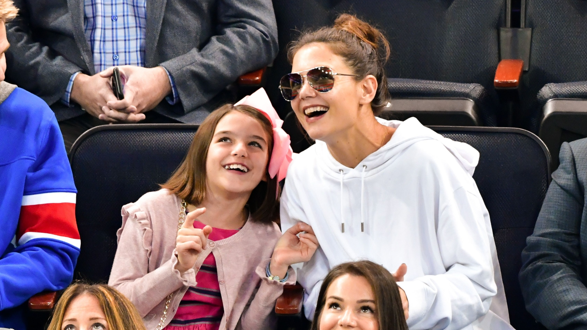 Katie Holmes Celebrates Her Daughter's Birthday With Never-Before-Seen Photos