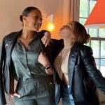 Adrienne Bailon Houghton, and Tamera Mowry-Housley Reunited After a Year Apart