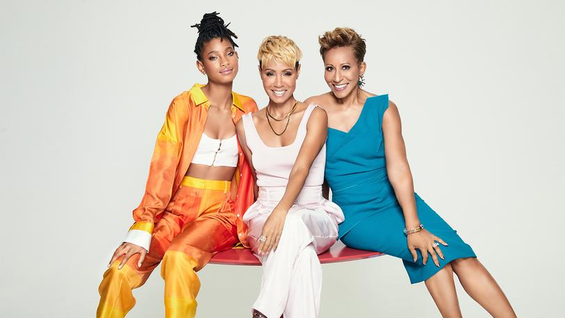 Red Table Talk Celebrate First Emmy Win