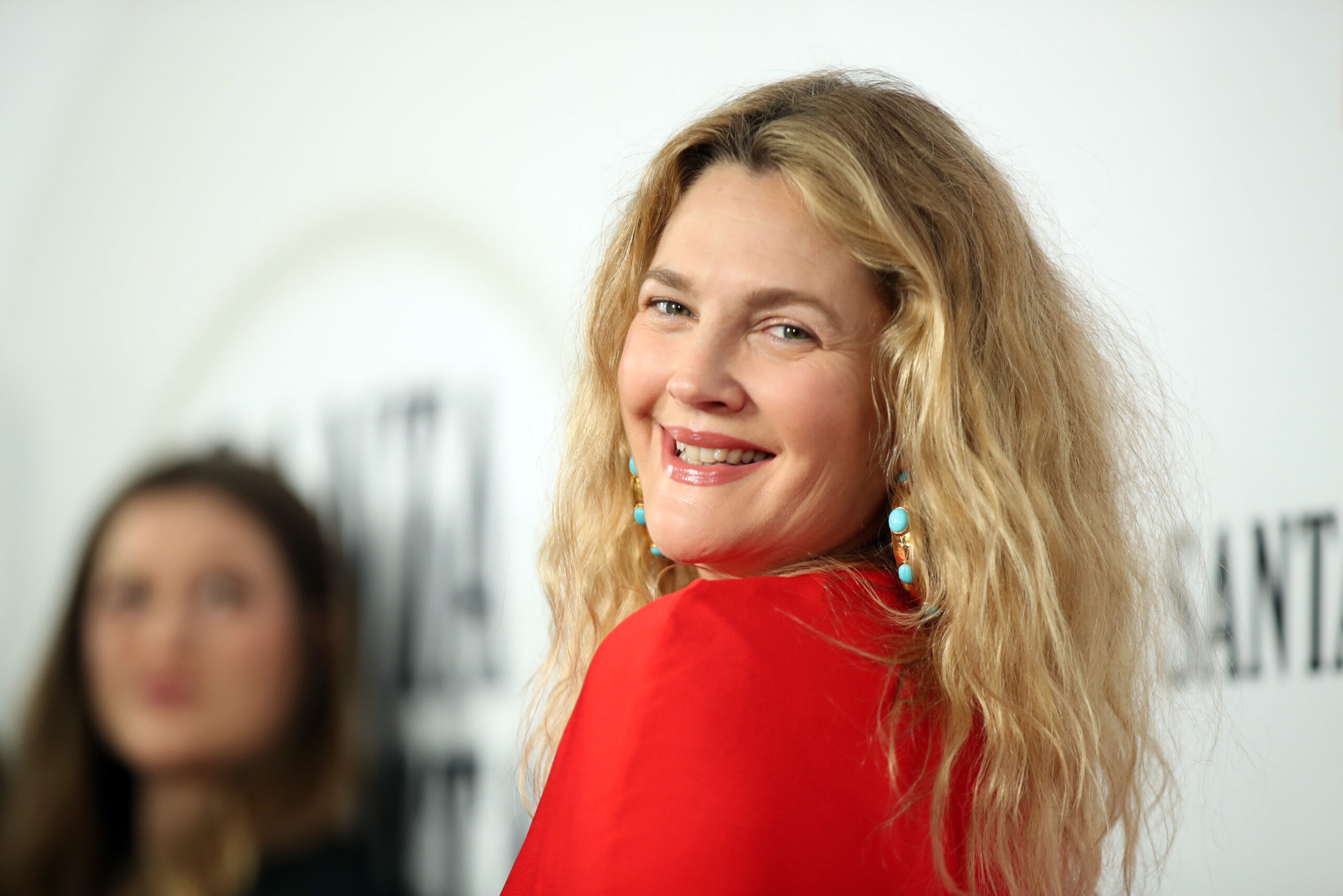 Drew Barrymore Shares Heartwarming Post in Support of Simone Biles